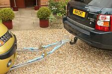 BRAND NEW 2.5TONNE TON CAR RECOVERY A FRAME TOWING DOLLY TRAILER EMERGENCY TOW