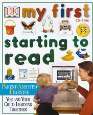 CD-ROM:  My First CD-ROM:  Starting to Read (My First Reading Scheme) By Dorlin
