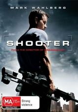 Shooter (DVD, 2007)