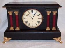 Antique Gilbert 8 Day Mantle Clock In Running Condition ~1917~