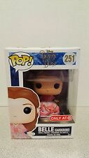 Funko Pop! Belle (Garderobe) Beauty and the Beast Target Exclusive!