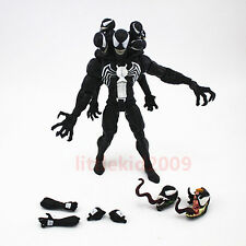 "Rare Marvel Select VENOM 8"" Amazing Spider-Man Legends Action Figure Toy"
