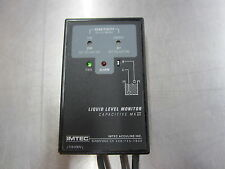 IMTEC ACCULINE LIQUID LEVEL MONITOR # 10-001-0283 (CAPACITIVE MK III)