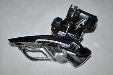Desviador Shimano xt (fd-m781) dynasys 3x10-especializadas. down swing. Dual Pull. MTB.