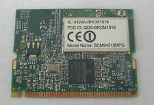 Scheda modulo WiFi per Acer Aspire 3004WLMi - BCM94318MPG wireless board card