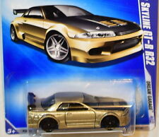 HOT WHEELS 2009 DREAM GARAGE NISSAN SKYLINE GT-R R32 #10/10