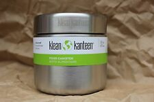KLEAN KANTEEN STAINLESS STEEL 16oz Single Wall Bulk CANISTER CONTAINER bento