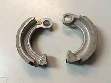 DUCATI 48 ts 49 cadet  , 50 sport pair of brake shoes front or rear whell new