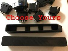 2015-2017 F-150 Center Console Switch Panel 2016 15 16 17