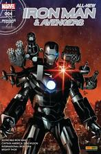 ALL-NEW IRON MAN & AVENGERS 4 couverture 2/2 Mike Deodato Jr PANINI COMICS