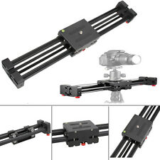 50cm Track Rail Stabilizer 100cm Sliding DSLR Camera Video Slider Dolly for Sony