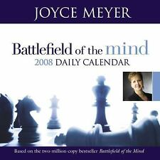 Battlefield of the Mind by Joyce Meyer (1995, Paperback)