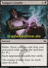 4x tasigur's cruauté envers (tasigurs cruauté) Fate reforged Magic