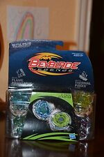 Hasbro BEYBLADE Legends: Flame Sagittario C145S & BB-57A Thermal Pisces T125ES