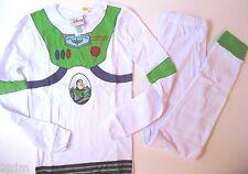 New with Tags Disney Toy Story Pixar Buzz Lightyear Pajama Set Size 12  NWT