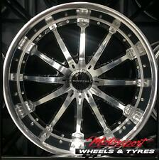ANZ orchestra 22X9.5 MACHINED FACE WHEELS TO SUIT FORD RANGER , TOYOTA HILUX ,