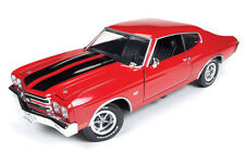 Auto World 1:18 Jack Reacher 1970 Chevy Chevelle SS Die-Cast Car AWSS109