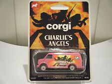 "Corgi juniors no: 21 ""charlie's angels chevrolet van"" (non ouvert/original 1978)"
