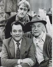 Del Boy & Rodney With Grandad - Only Fools and Horses - David Jason - Lg Photo