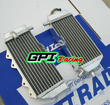 Aluminum radiator for Yamaha YZ125/YZ 125 2005-2014 2006 2007 2008 2009 2010 11
