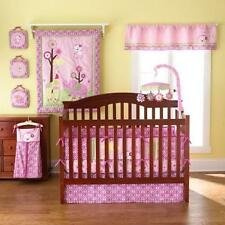Selvalicious 8 Piece Crib Set in Pink - by Too Good by Jenny McCarthy