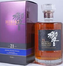 Suntory Hibiki 21 Years Malt Whisky - one of WORLD'S BEST BLENDED MALT WHISKY