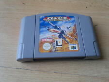Star Wars Rouge Squadron_For The Nintendo 64_Cart Only_Pal Version,