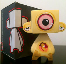 "MAD*L 5"" MIMIC YELLOW EYE ARTIST SERIES 1 2K5 WHEATY WHEAT 2005 TOY MADL 400"