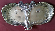 WMF silver-plated Art Nouveau Tray Germany Austria silver plated