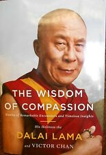 The Wisdom Of Compassion by Dalai Lama new hardcover Book Club ed