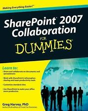 SharePoint 2007 Collaboration For Dummies-ExLibrary