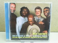 ROY HAYNES- Birds of a Feather - A Tribute to Charlie Parker CD (Dave Holland)