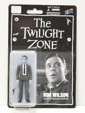 "Twilight Zone Bob Wilson William Shatner 3.75"" scale action figure Bif Bang Pow"