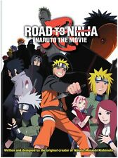 Naruto Shippuden Road To Ninja: The Movie 6 (2014, REGION 1 DVD New)