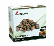 Landmann 0273 3Kg Lava Rock Pack Landmann Ltd