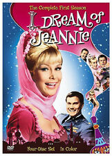 I Dream Of Jeannie - The Complete First Season  (DVD 4 disc) In Color NEW