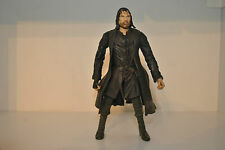 """LOTR Lord Of The Rings ARAGORN 2002 action figure Marvel with moving arm 6.5"""""""
