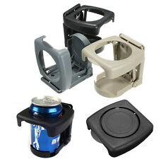 Universal Car Vehicle Truck Folding Beverage Drink Holder Bottle Stand Cup Mount