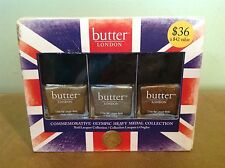 Butter London ~ Commemorative Olympic Heavy Metal Collection Nail Polish