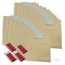 20 x TRUVOX Vacuum Cleaner Strong Hoover Bags Valet V20 V20V V30 + Fresheners