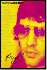 RICHARD ASHCROFT ART PRINT PHOTO POSTER GIFT THE VERVE