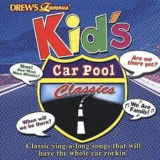 Various Artists Drews Famous Car Pool Classics CD
