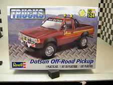REVELL 1:24 SCALE DATSUN OFF ROAD 4X4 TRUCK PLASTIC MODEL KIT