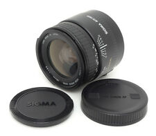 Sigma AF High-Speed Wide 28mm F1.8 II Lens. Filter For Canon