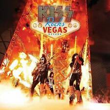 KISS: KISS Rocks Vegas (DVD, 2016, CD/DVD)