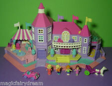 Polly Pocket Mini ♥ Magical Mansion ♥ Traum Villa ♥ 1994 ♥ 100% Komplett ♥ RAR