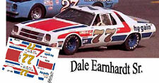 CD_887 #77 Dale Earnhardt   HyGain Chevy  1:43 Scale Decals