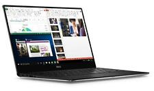 """2016 DELL XPS 13 9350 13.3"""" QHD+ InfinityEdge TOUCH i7-6500U 8GB 256GB SSD WIFI"""