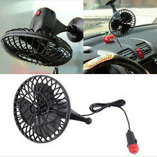 Useful 12V Powered Mini Car Truck Vehicle Cooling Air Fan Car Fan 4Inch