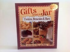 Gifts From A Jar - Cookies, Brownies & Bars - Goodies To Mix & Bake - NEW